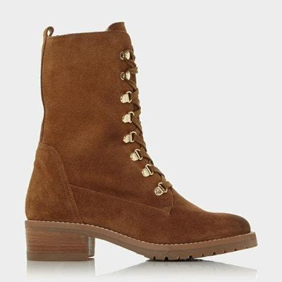 a6d11f03dc9 Boots de randonnée en daim - PICO Boots de randonnée en daim - PICO DUNE  BLACK
