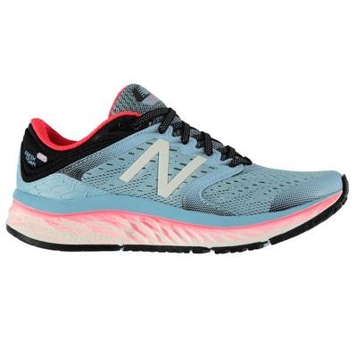 Chaussures New Balance WL373 GN Suede bleu marine vue