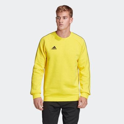 Pull adidas jaune moutarde   La Redoute