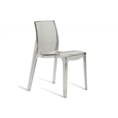 3304cbdddff81 Chaise Transparente VIENNE DECLIKDECO