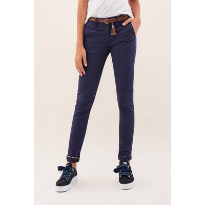1c4d5487f8f1 Pantalon chino Confort Skinny COLETTE Pantalon chino Confort Skinny COLETTE  SALSA