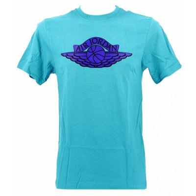 8c53953881bea3 Tee-shirt Nike Jordan Wings Logo - 558966-375 NIKE