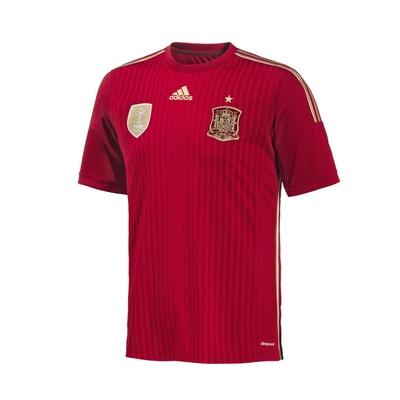 8b18151066 Nations ADIDAS ORIGINALS Maillot Espagne Domicile 2014 Nations ADIDAS  ORIGINALS Maillot Espagne Domicile 2014 adidas Performance
