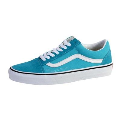 vans bleu