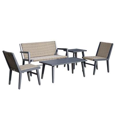 Salon de jardin - Table, chaises (page 6) | La Redoute