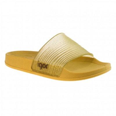 cbb3eefbcdb18 Sandales glitter doré Sandales glitter doré IGOR