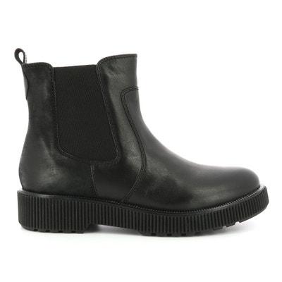 0f7baaec4bb Boots cuir Mocan HUSH PUPPIES