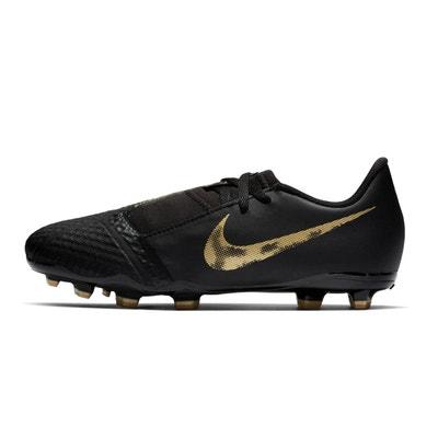 online store 705f0 1a780 Chaussures football Nike Phantom Venom Academy FG Noir Junior Chaussures  football Nike Phantom Venom Academy FG