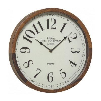 Horloge Horloge Murale Design Wadiga La Redoute