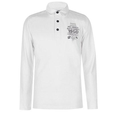 75a0a2b3965 Polo t-shirt manche longue Polo t-shirt manche longue PIERRE CARDIN
