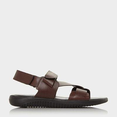 ee71161f17184 Sandales à semelles épaisses en cuir - INSTANTLY DUNE LONDON