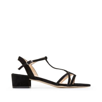 Sandales donit noir Jonak   La Redoute