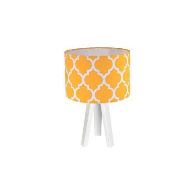 lampe de chevet orange la redoute. Black Bedroom Furniture Sets. Home Design Ideas