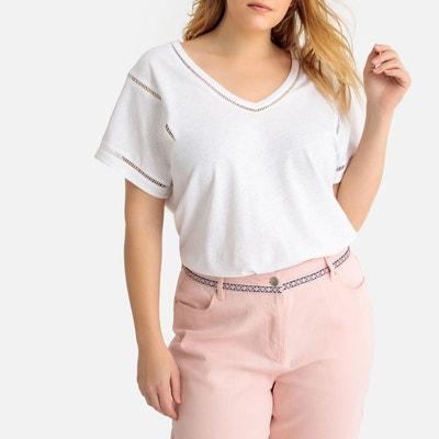 b4b6a36fe262 Tee shirt femme grande taille - Castaluna
