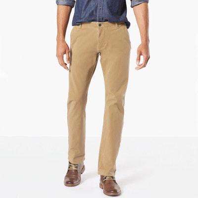 0e15bf85b26b4 Pantalon chino slim tapered stretch SMART 360 FLEX Pantalon chino slim  tapered stretch SMART 360 FLEX. «