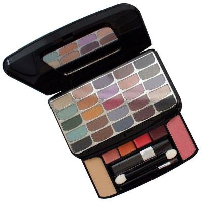 cc6bc959a607d0 Coffret cadeau coffret maquillage palette de maquillage ultra compacte -  34pcs Coffret cadeau coffret maquillage palette. GLOSS