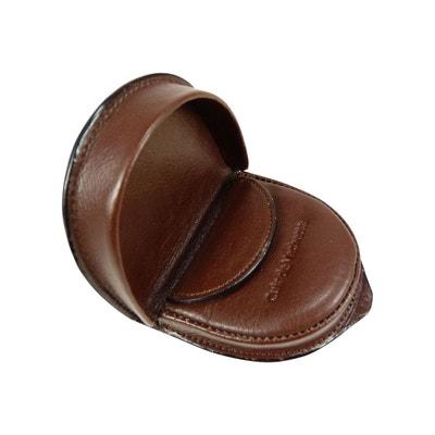 Porte Monnaie Cuvette pour homme en Cuir de vachette Porte Monnaie Cuvette  pour homme en Cuir 451878a0452