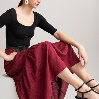 Evening skirt A line skirt with pockets Custom applique skirt Plus size skirt Plus size clothing Classic long skirt Maxi skirt
