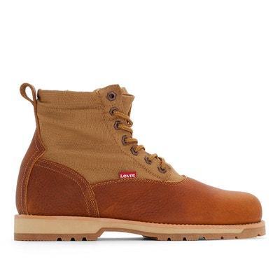 baef2633dc62 Boots cuir Logan Ca Boots cuir Logan Ca LEVI S