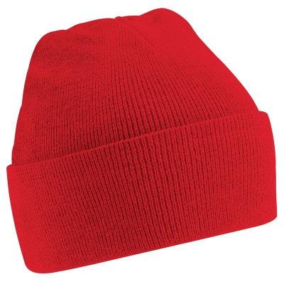 Bonnet tricoté Bonnet tricoté BEECHFIELD. Soldes 5c1062d7fc5