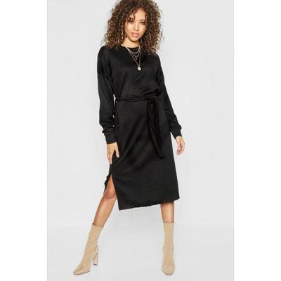 beauty outlet store sale info for Robe pull noir femme   La Redoute