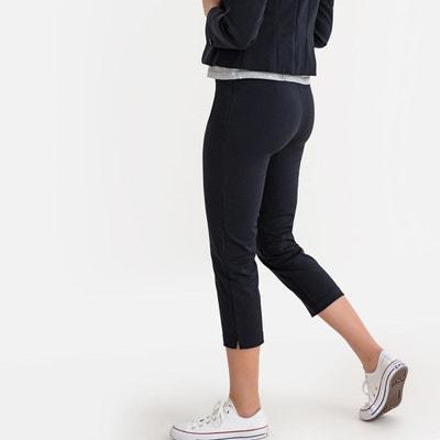 Taille Haute Redoute Droit Pantalon La Z6vUUz