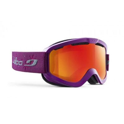 Masque de ski pour femme JULBO Violet JUNE Violet Flakes Spectron 3 L JULBO 2811721a8a93