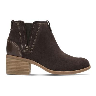 e184de85aeb1ec Chaussures femme Clarks en solde | La Redoute
