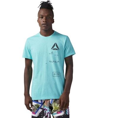 86e9fada6ee T-shirt SpeedWick Graphic REEBOK SPORT