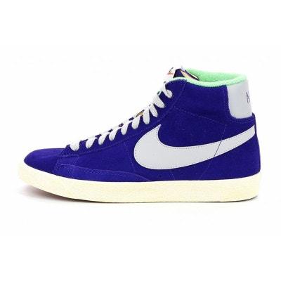 best sneakers f36fd c5bc4 Basket Nike Blazer Mid Premium Suede - 538282-500 NIKE