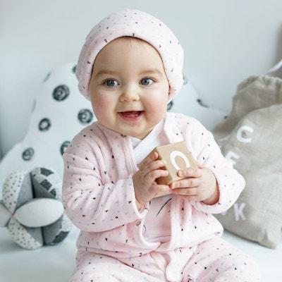 e623aeb54e782 Ensemble bébé imprimé préma-12 mois LA REDOUTE COLLECTIONS