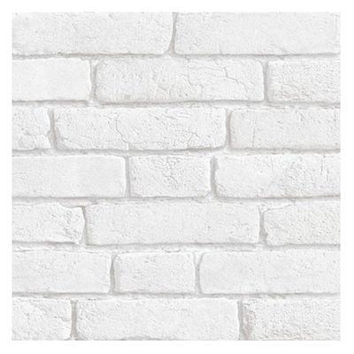 Papier Peint Briques Blanches Papier Peint Briques Blanches KOZIEL