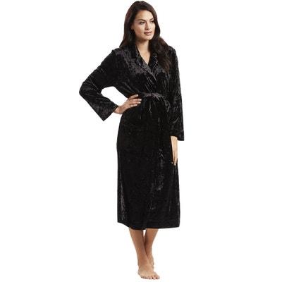 COUTURE Velvet de Chambre Robe de Velvet FERAUD Robe COUTURE Chambre x84qB0v