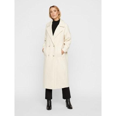 good texture lowest discount retail prices Manteau long oversize femme | La Redoute