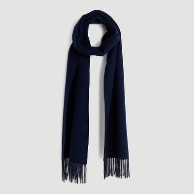 Écharpe laine fine en solde   La Redoute 38fc1a6b180