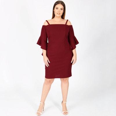 383041ff2601f Cold Shoulder Dress Cold Shoulder Dress LOVEDROBE