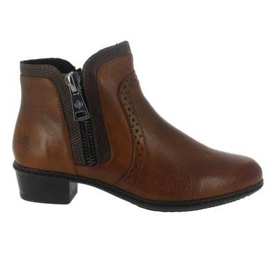 0dc3c4a512cd8b bottines / boots cuir bottines / boots cuir RIEKER