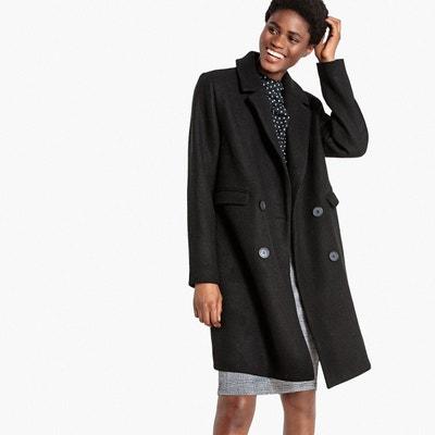 4a91c673ff4 Manteau masculin mi-long en laine mélangée Manteau masculin mi-long en laine  mélangée. «