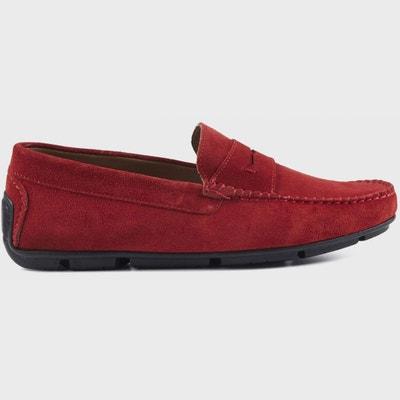Chaussures Rouge Nubuck Chaussures HommeLa Redoute Redoute HommeLa Nubuck Chaussures Nubuck Rouge Rouge iwOXkPZuT