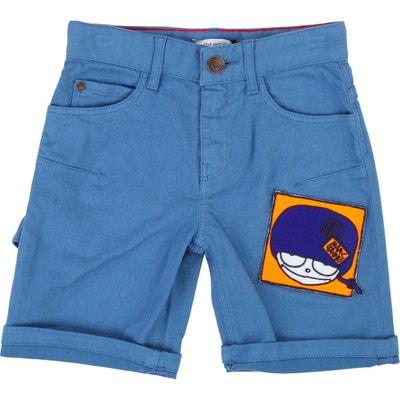 c3a123018cc76 Bermuda 5 poches avec patchs Bermuda 5 poches avec patchs LITTLE MARC JACOBS