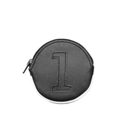 Petit porte monnaie cuir noir ALLB1 ENTRE 2 RETROS bd429501a3c