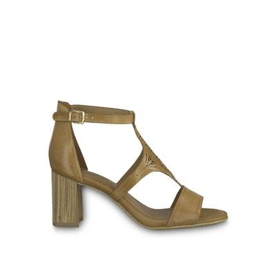 f12e4e77fa5 Sandales cuir Dalina TAMARIS