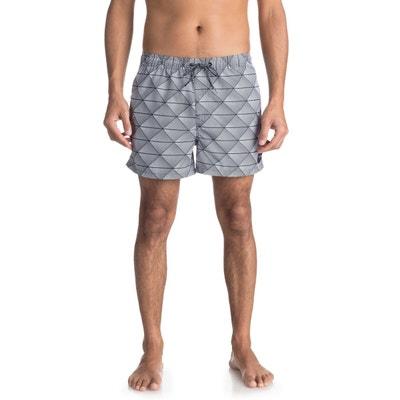 maillot de bain short de bain homme quiksilver la redoute. Black Bedroom Furniture Sets. Home Design Ideas