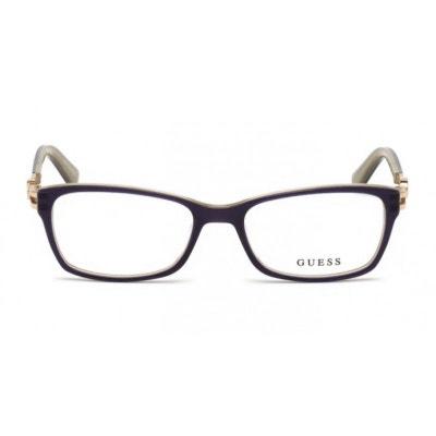 6755cc6247 Lunettes de vue pour femme GUESS Bleu GU 2677 090 50/17 Lunettes de vue