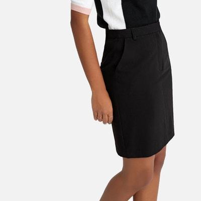 0844bd54c5e Jupe longue noire femme