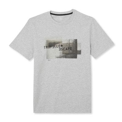 quality design b1d3c ff811 T-Shirt Kurze Ärmel Herren   La Redoute