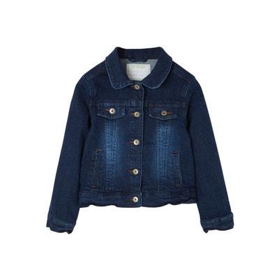 d41d8f12446a5 Veste en jean enfant   La Redoute