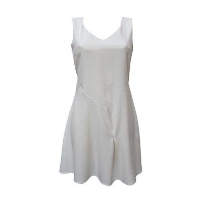 bcccfe39857 Robe Sans Manches Evasee POUSSIERE D ETOLE