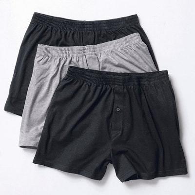 Set van 3 boxershorts Set van 3 boxershorts LA REDOUTE COLLECTIONS PLUS