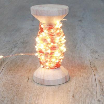Guirlande Lumineuse LED F/ête De No/ël De No/ël Guirlande Lumineuse avec Piles Int/érieur Ext/érieur D/écoration Chambre Jardin Terrasse Gartentor